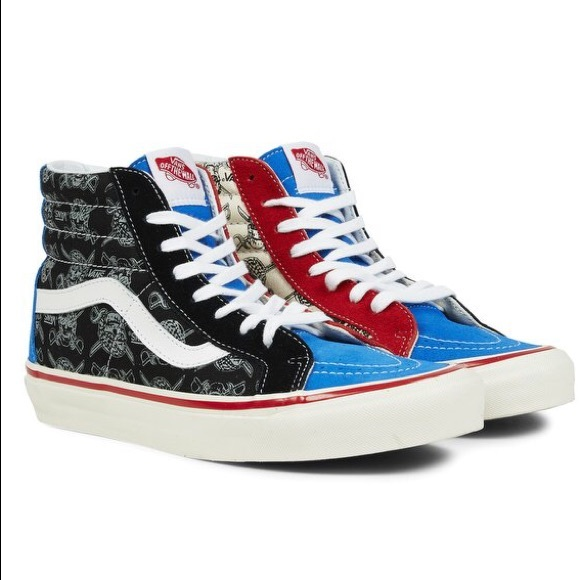 Camionnettes Sk8-hi 38 Reissue High-tops Et Baskets B2zrGRw